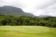 bello golf di corso Fotografie Stock