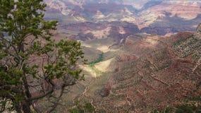 Bello Grand Canyon Fotografie Stock Libere da Diritti