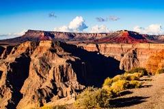 Bello Grand Canyon che uguaglia paesaggio fotografia stock libera da diritti