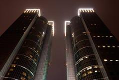 Bello grattacielo Fotografia Stock Libera da Diritti