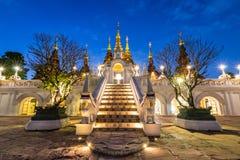 Bello hotel di Chiang Mai Thailand Fotografie Stock Libere da Diritti