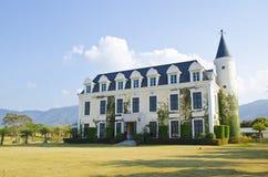 Bello hotel in Khaoyai Immagini Stock Libere da Diritti