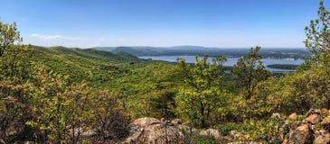 Bello Hudson River Valley Fotografia Stock Libera da Diritti