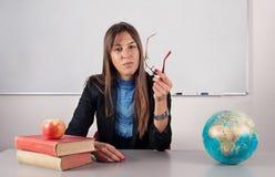 Bello insegnante Immagine Stock Libera da Diritti