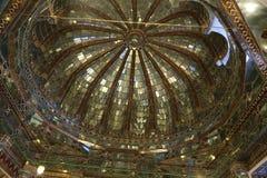 Bello interno della cupola Immagini Stock