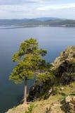 Bello lago della montagna. Fotografia Stock Libera da Diritti