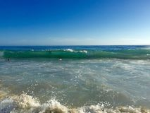 Bello Laguna Beach di California's Immagine Stock Libera da Diritti