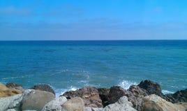 Bello litorale della California Fotografia Stock Libera da Diritti