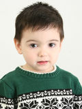 Bello Little Boy Immagine Stock