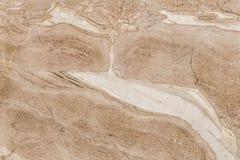 bello marmo naturale nei colori caldi e luminosi Immagini Stock