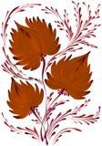 Bello mazzo decorativo luminoso dei fiori Immagine Stock