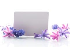 Bello mazzo dei fiori della sorgente Fotografie Stock