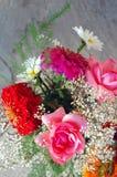 Bello mazzo dei fiori di estate immagine stock