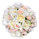 Bello mazzo nuziale alla festa nuziale, mazzo di fiori È Immagine Stock Libera da Diritti