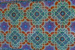Bello mosaico dalla Spagna Immagini Stock