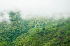 Bello Mountain View Immagine Stock