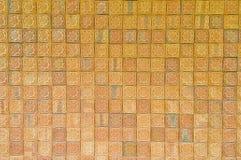 Bello muro di mattoni con il reticolo di fiore fotografia stock libera da diritti