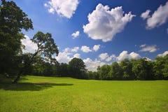 bello paesaggio Fotografia Stock Libera da Diritti