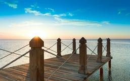 Bello paesaggio Fotografie Stock