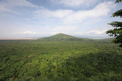 Bello paesaggio africano