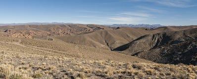 Bello paesaggio della Bolivia Immagine Stock