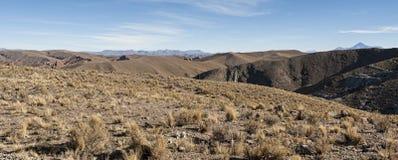 Bello paesaggio della Bolivia Fotografia Stock Libera da Diritti