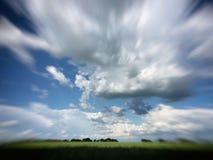 Bello paesaggio della natura, natura in repubblica Ceca Fotografia Stock Libera da Diritti