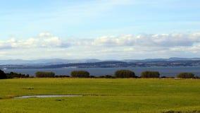 Bello paesaggio della Scozia Fotografia Stock