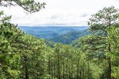 Bello paesaggio delle montagne Immagine Stock Libera da Diritti