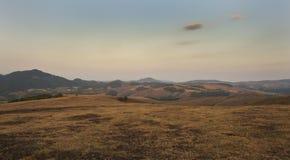 Bello paesaggio di Divcibare Immagine Stock