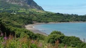 bello paesaggio di lingua gallese Immagine Stock Libera da Diritti