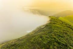 Bello paesaggio nelle montagne! Immagine Stock Libera da Diritti