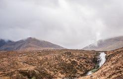 Bello paesaggio in Scozia Fotografia Stock Libera da Diritti