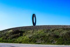 Bello paesaggio sulla Toscana, Italia immagine stock libera da diritti
