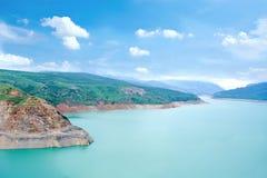 Bello paesaggio in Taškent Fotografia Stock