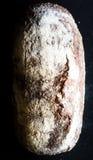 Bello pane di lievito naturale organico del grano intero Fotografia Stock