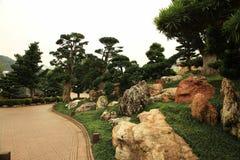 Parco verde a Hong Kong Immagine Stock Libera da Diritti