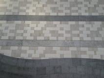 Bello pavimento Fotografia Stock
