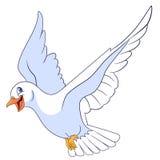 Bello piccione illustrazione di stock