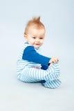 Bello piccolo bambino Fotografie Stock