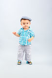 Bello piccolo bambino Immagine Stock