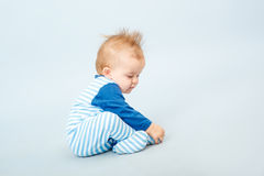 Bello piccolo bambino Fotografia Stock Libera da Diritti