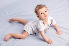 Bello piccolo bambino Immagini Stock