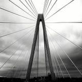Bello ponte in america fotografia stock
