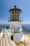 Bello punto Reyes Lighthouse, California immagine stock libera da diritti