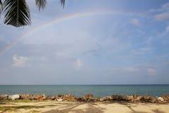 Bello Rainbow Immagine Stock Libera da Diritti