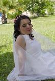 Bello ritratto della sposa Fotografia Stock Libera da Diritti
