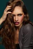 Bello ritratto di una ragazza Immagine Stock Libera da Diritti