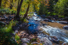 Bello Sedona Arizona su Sunny Autumn Day immagini stock