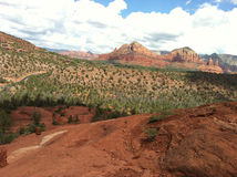 Bello Sedona II Immagine Stock